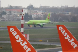 S7 Airlines A320