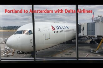 Trip report: Portland to Amsterdam with Delta Airlines