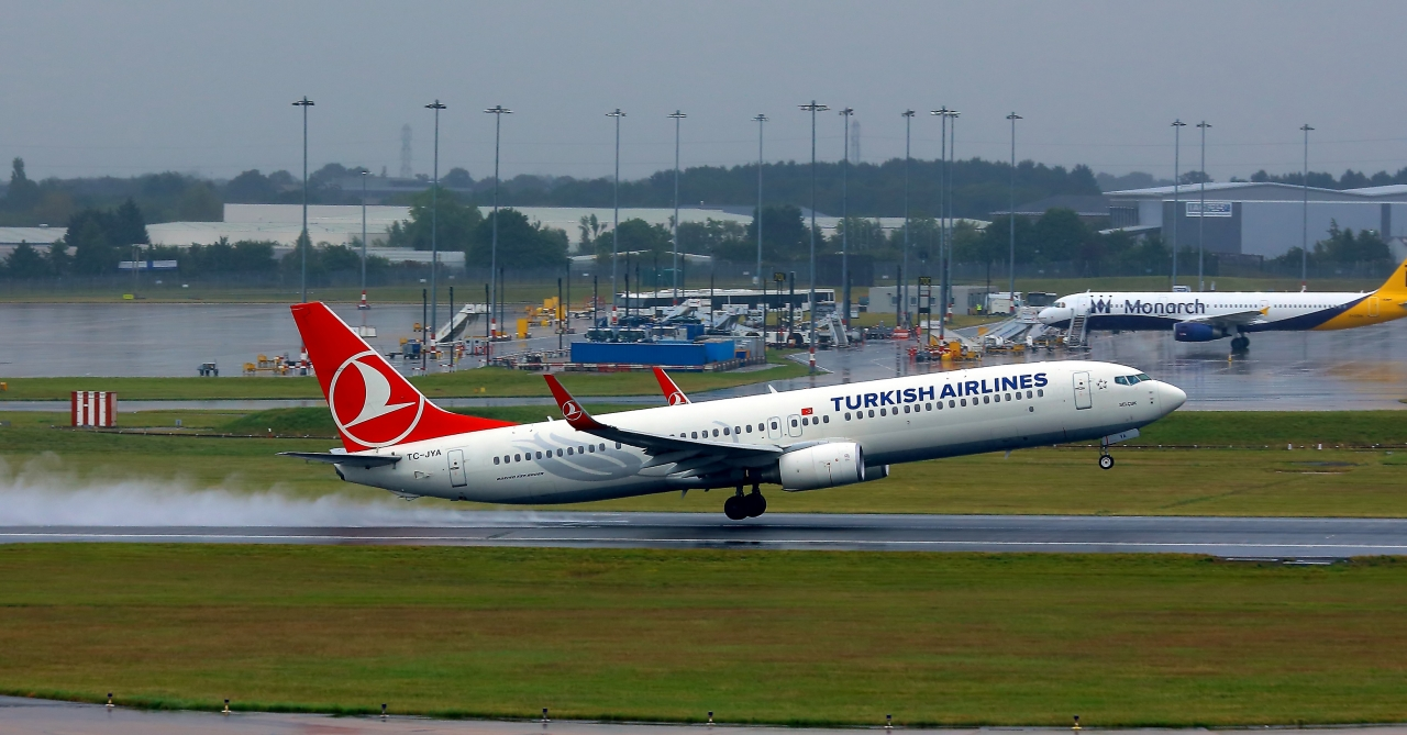 Turkish Airlines 737-900ER TC-JYA
