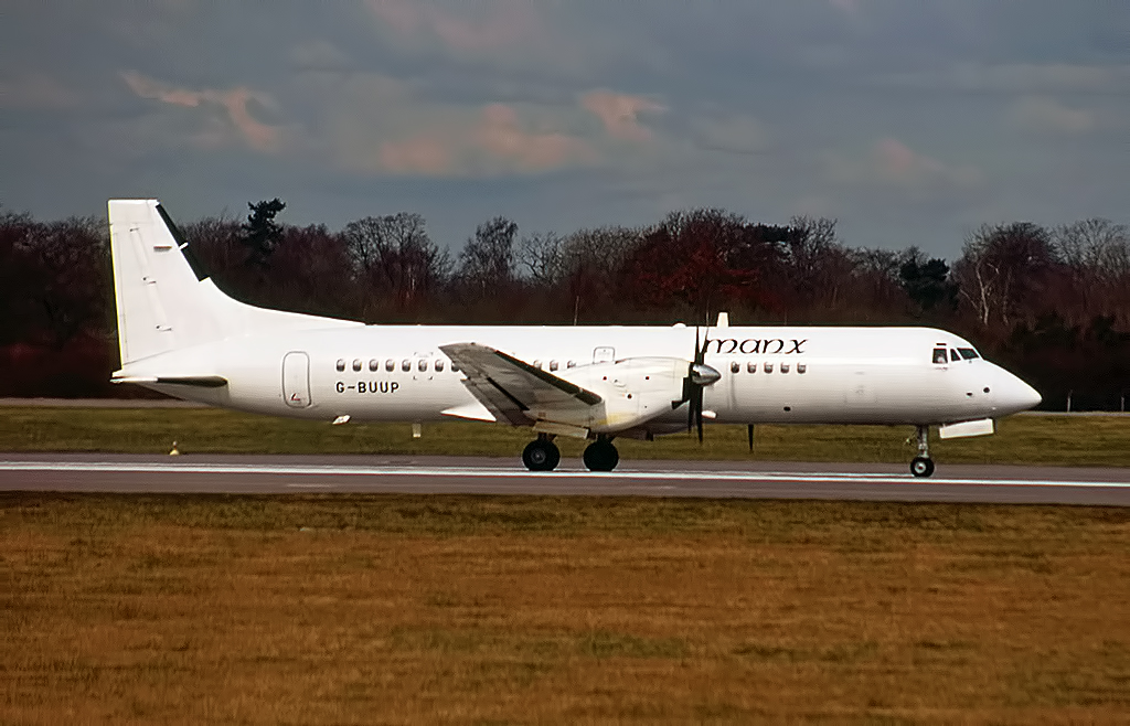 BAe ATP G-BUUP 1996 MANCHESTER UK | Forums4airports
